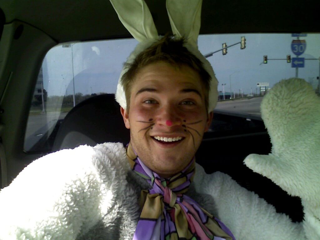 Bunny Costume (before)