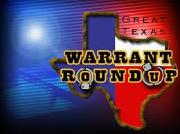 Here comes the 2014 Great Warrant Roundup in Texas!