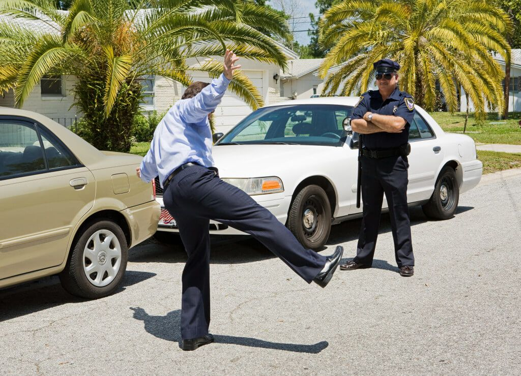 Texas DWI Law - Field Sobriety Test
